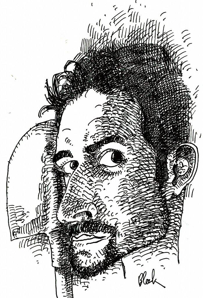 Le fossoyeur de films - François Theurel