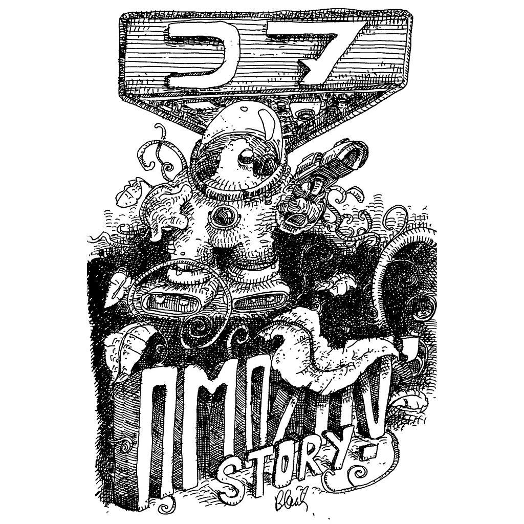 D-7 (Amazin'story)