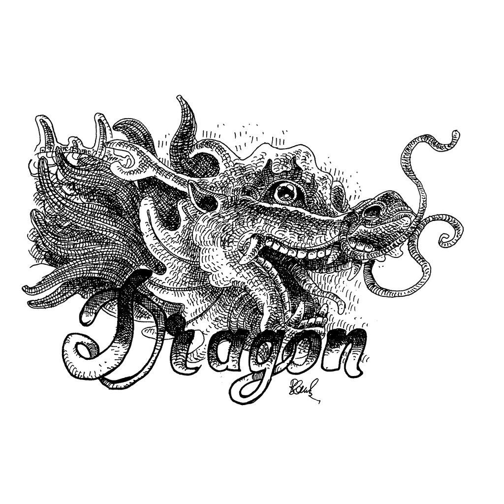 #12 Dragon