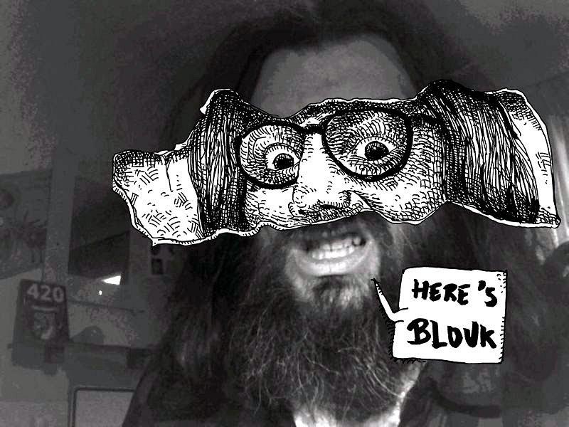 Here's Blouk