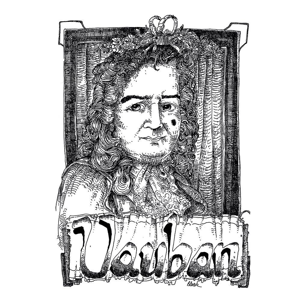 Sébastien Le Prestre, marquis de Vauban