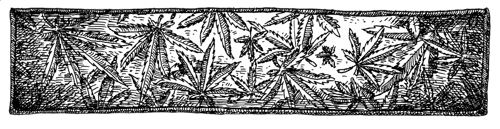 Roule un 5 feuilles