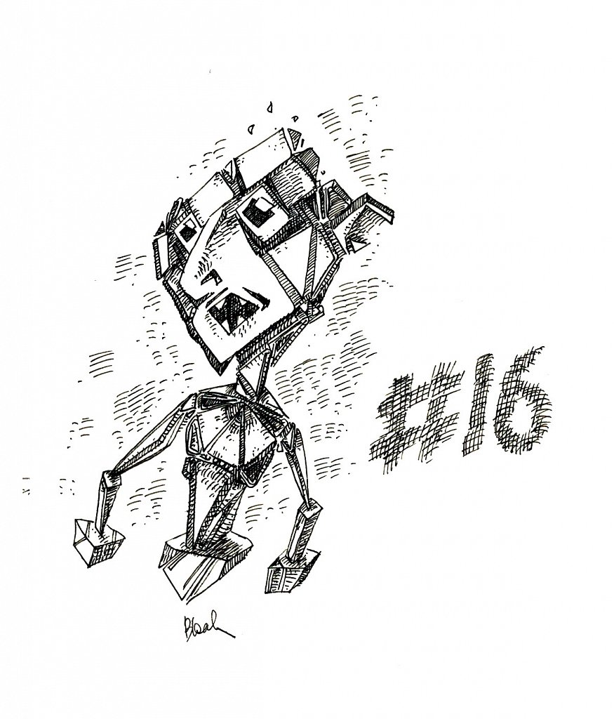 Day #16