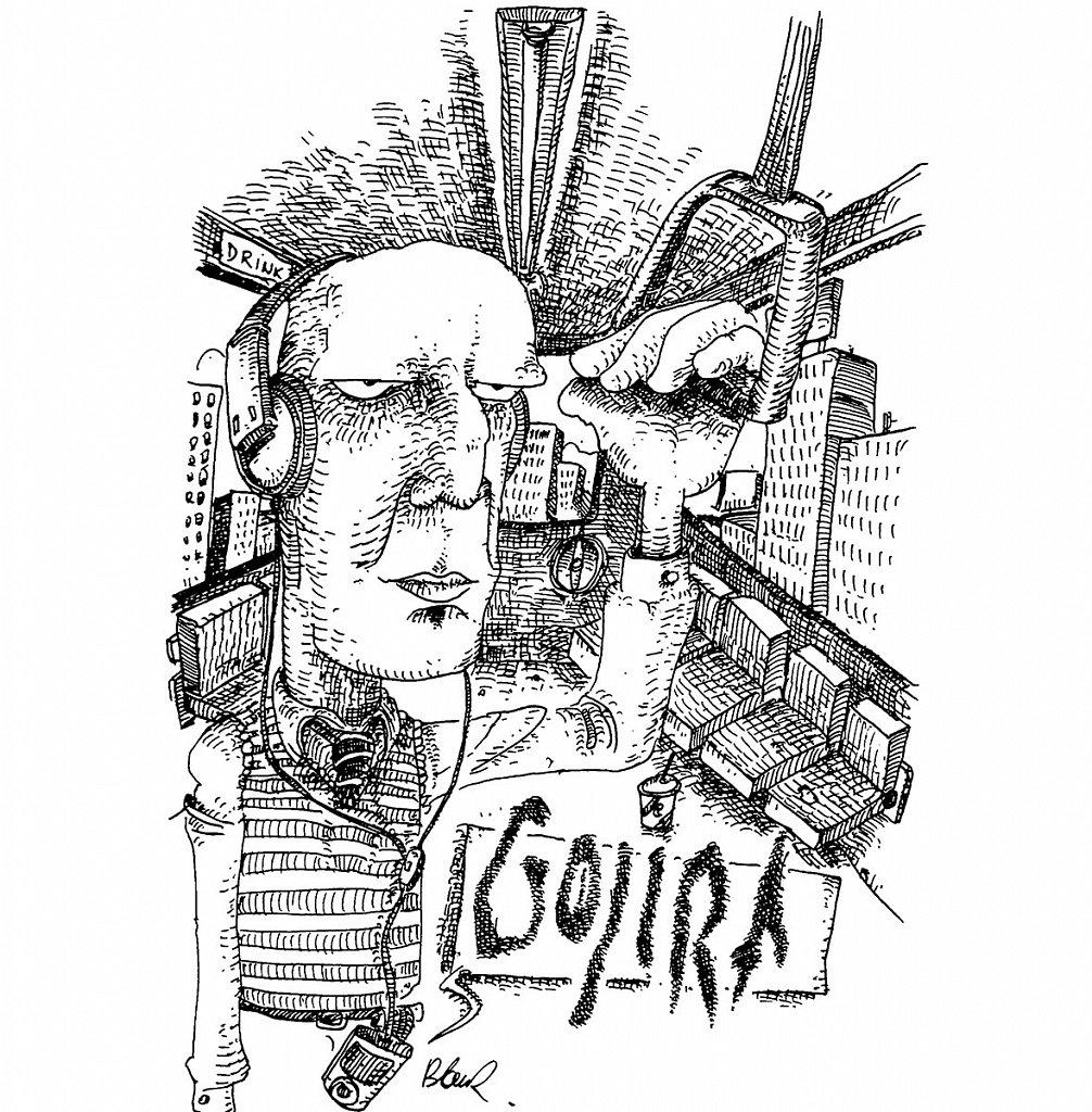 Tribute to Gojira