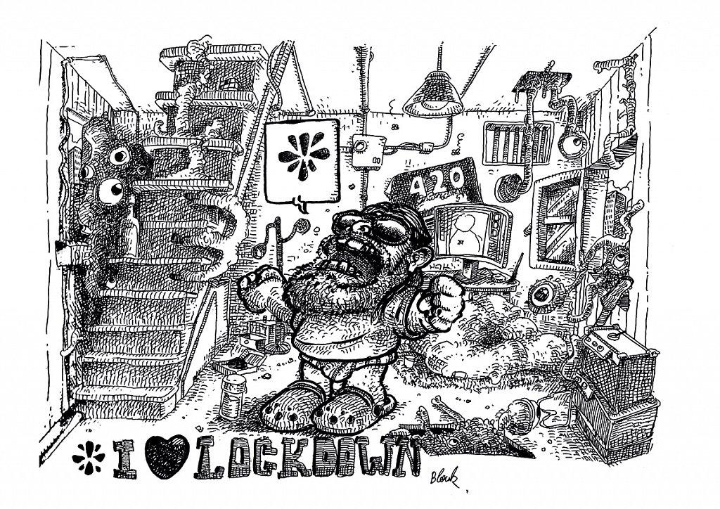 I Love Lockdown (nerds rule)