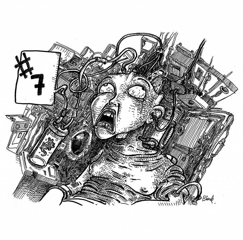 Mental Lockdown #7