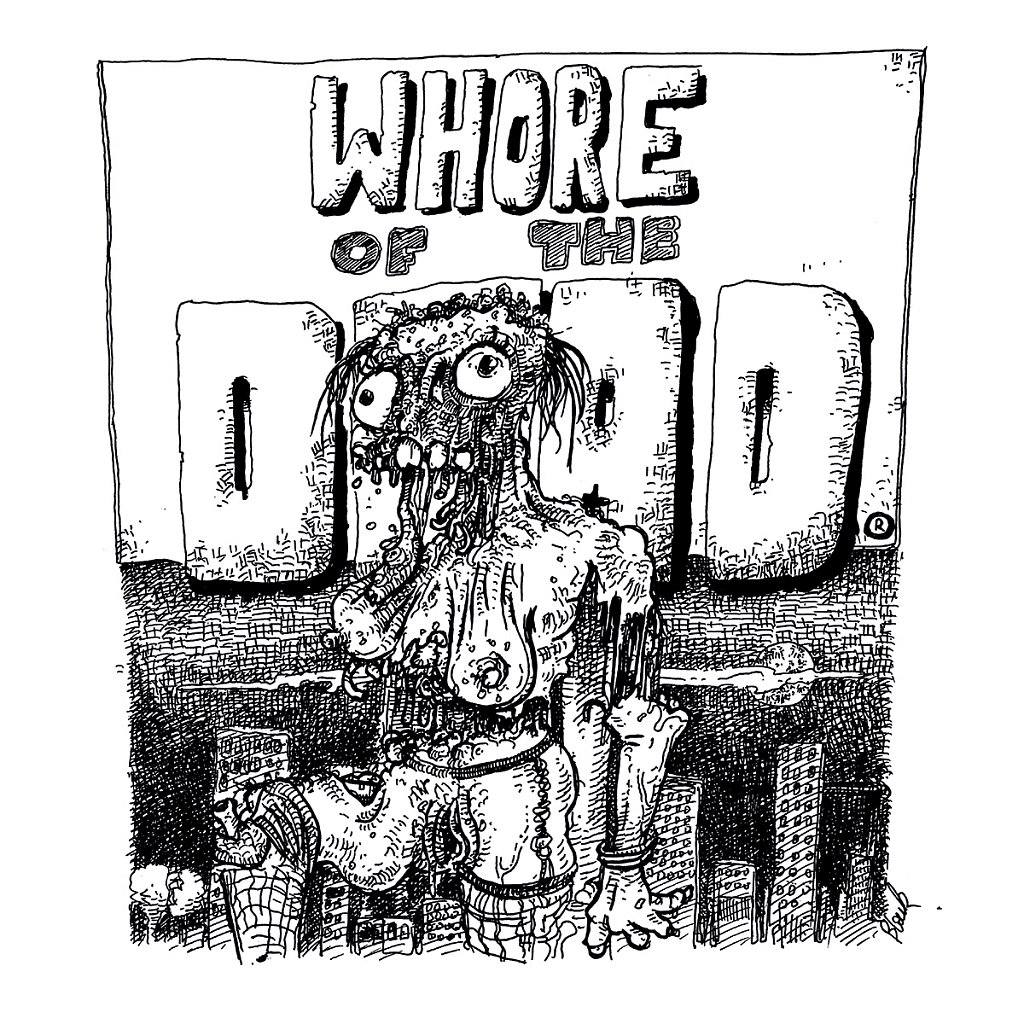 Whore of the dead